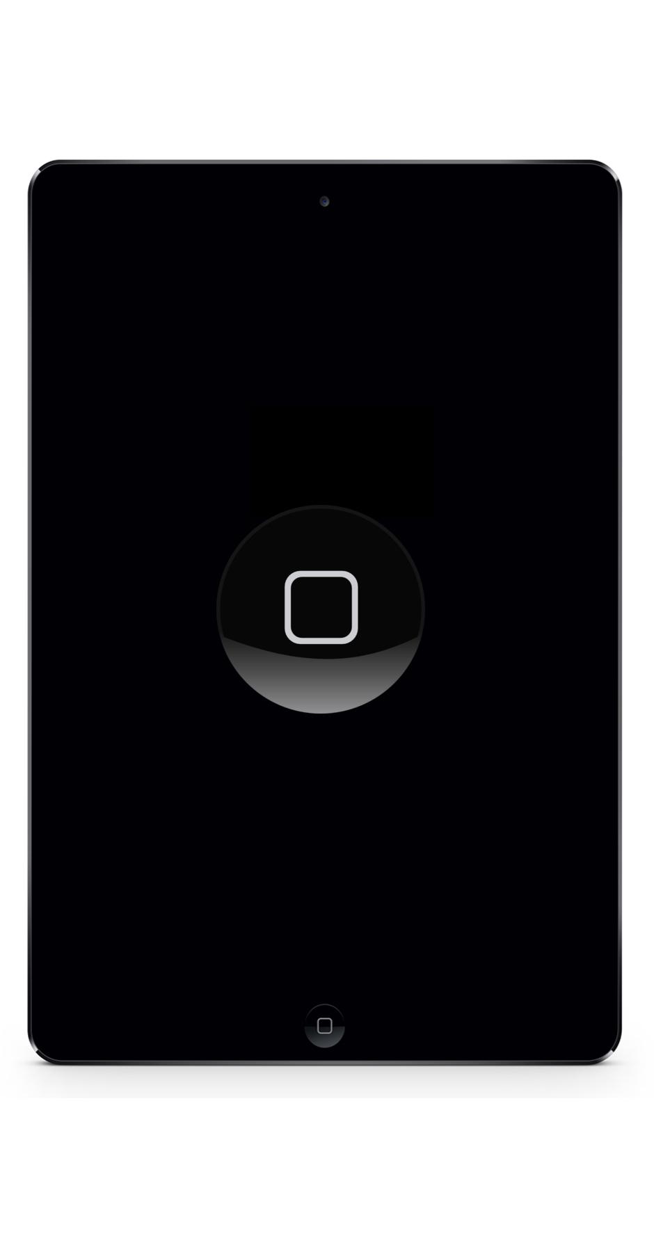 Ipad  Home Button Reagiert Nicht